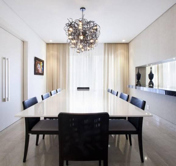 luminária de teto para sala