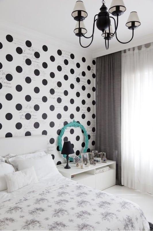 luminária de teto tipo lustre para quarto