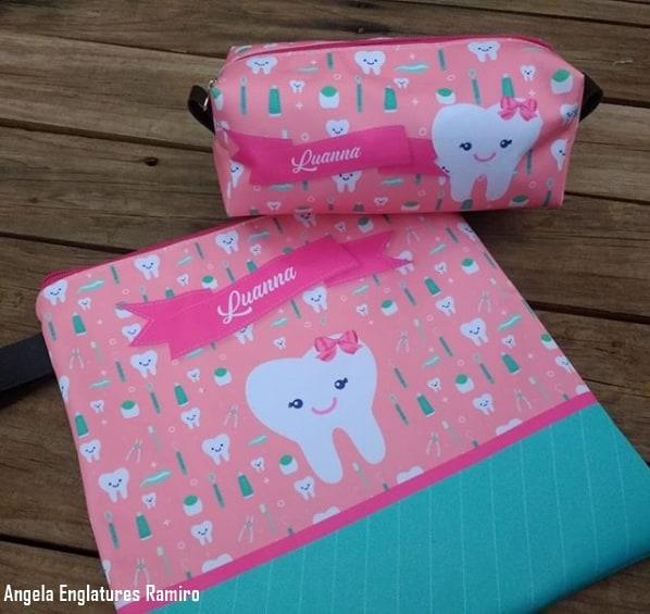 bolsa personalizada para odonto