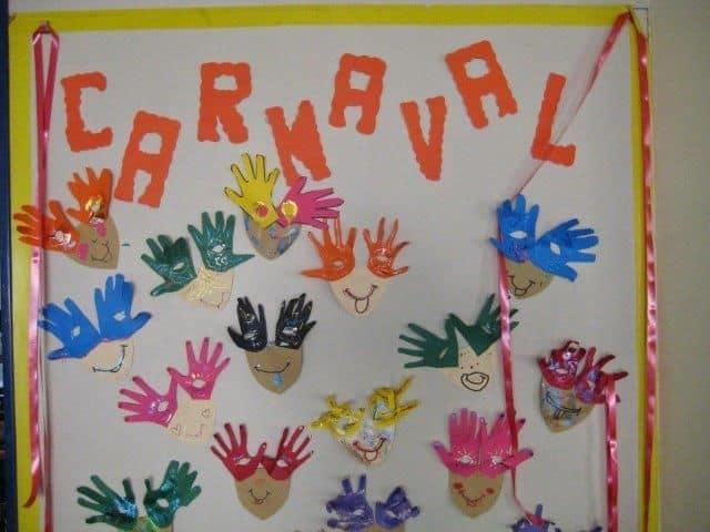 decoração simples e criativa para escola