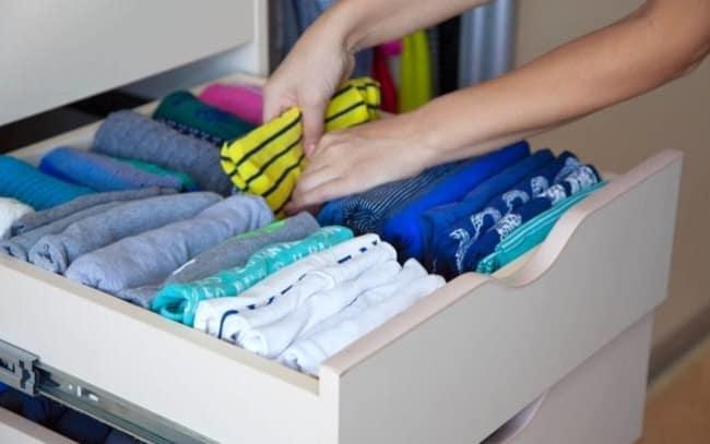 dicas fáceis para organizar a casa