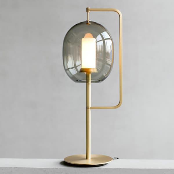 Ideia para inovar na luminária de mesa