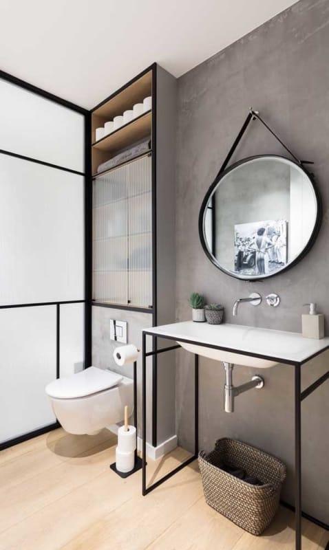 espelho adnet em banheiro