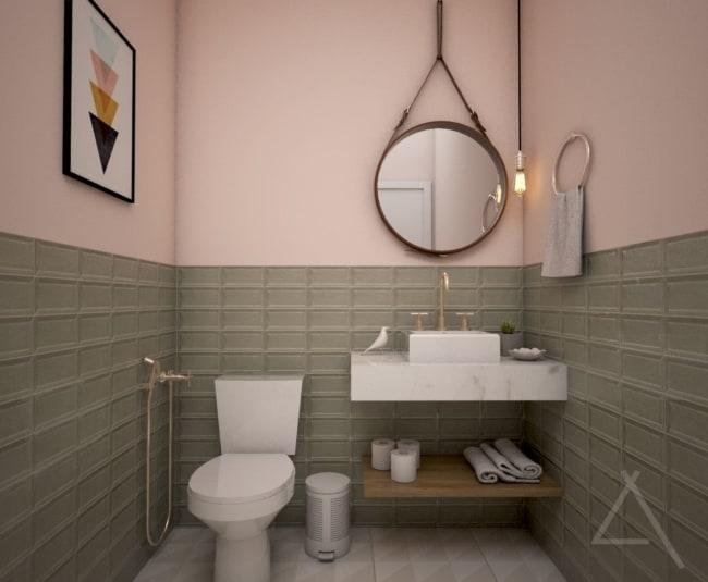 espelho adnet em banheiros