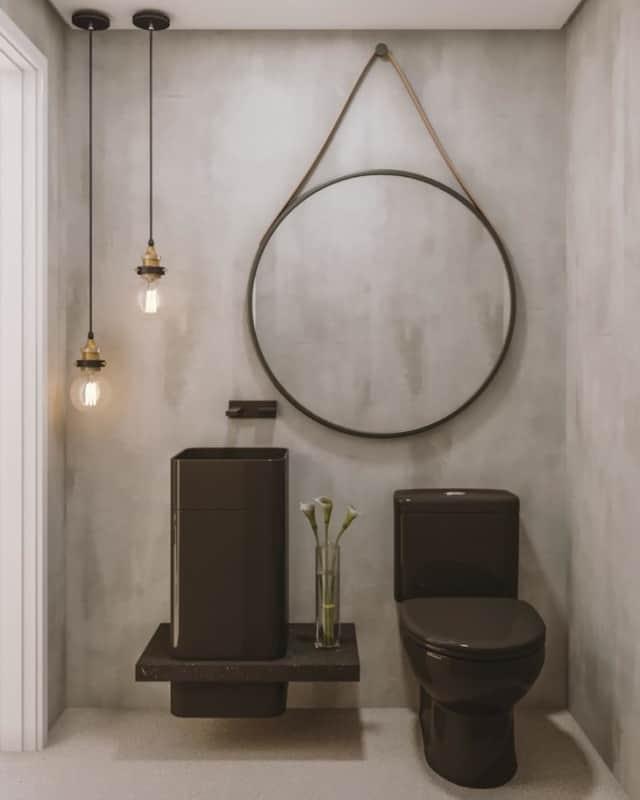 espelho adnet grande no banheiro