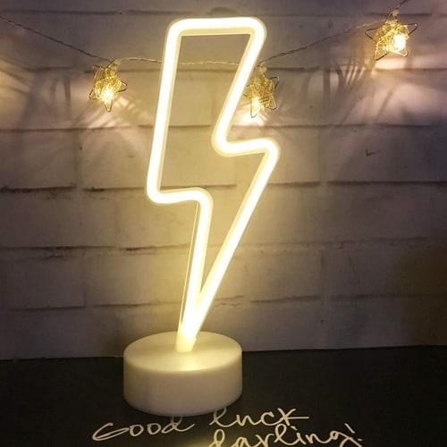 luminária de raio