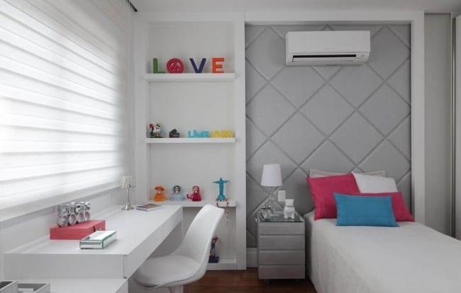 quarto moderno planejado