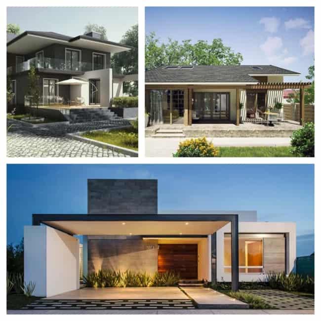 16 Modelos de Casas