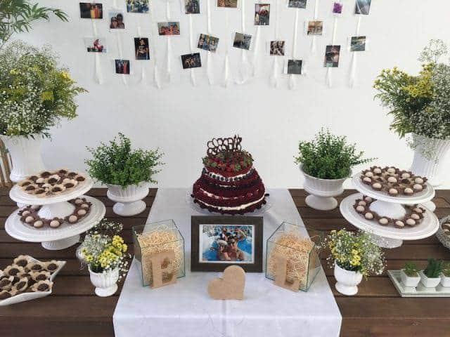 decoração de casamento simples e fácil
