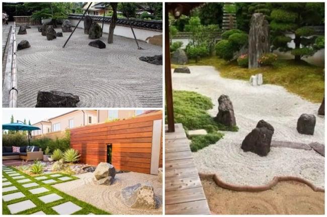 jardim zen grande