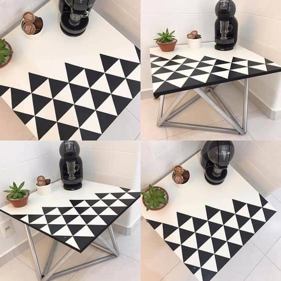bricolagem simples para móveis