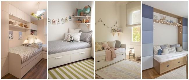 cama infantil com gavetas