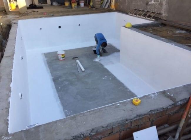 impermeabilizante para piscina de concreto