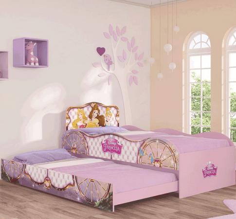 Bicama Infantil princesa
