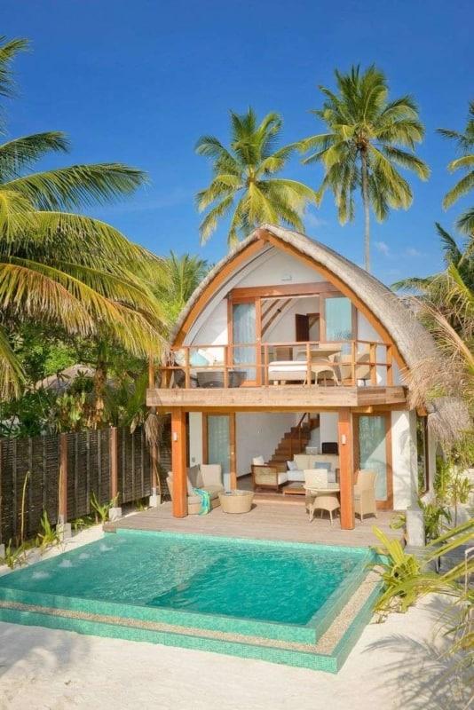 Casa de Praia planejada