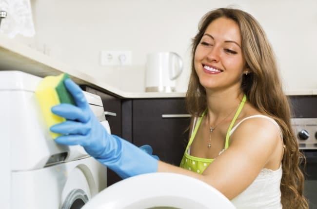 Como arrumar a lavanderia