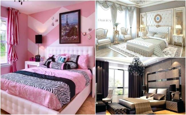 Decoração de quartos bonitos 2