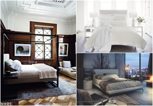 Decoração de quartos bonitos