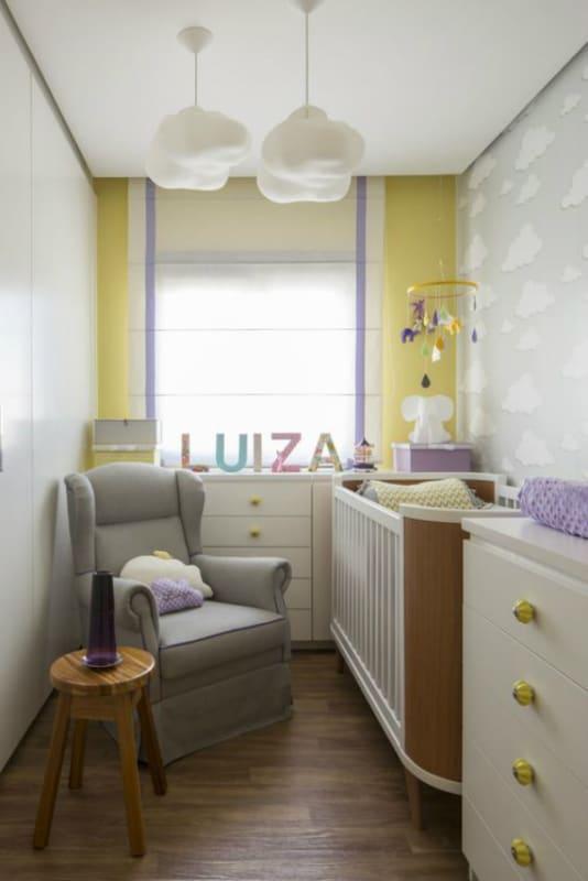 Dica para decorar quarto de bebê feminino