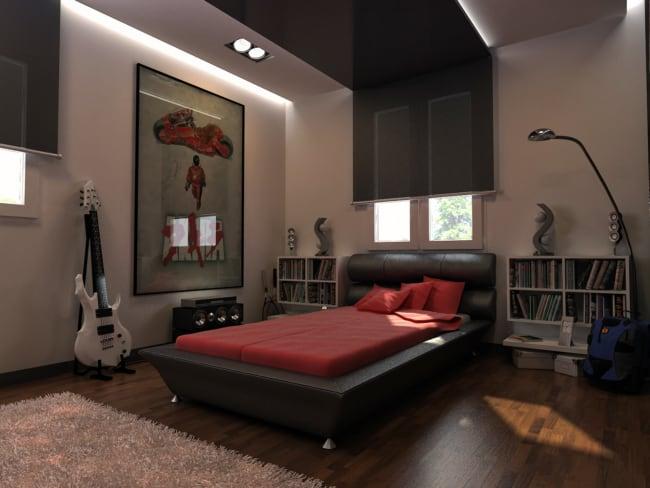 Dica para decorar quartos bonitos para rapazes