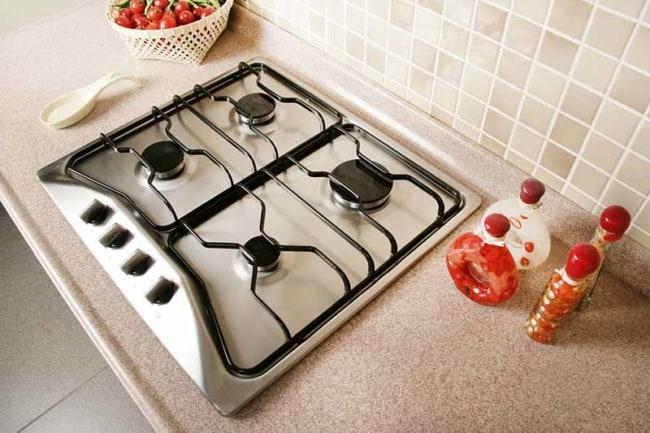 Fogão de Embutir estilo cooktop