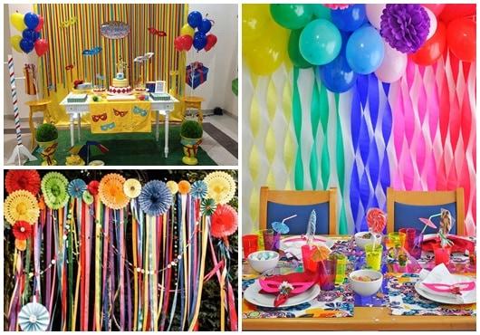 Ideias para decoração de Carnaval 61