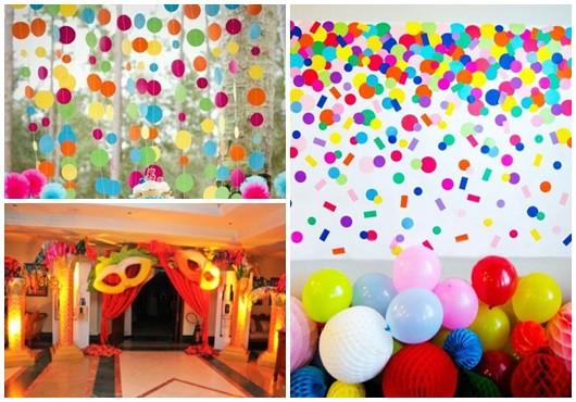 Ideias para decoração de Carnaval 62