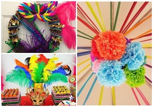 Ideias para decoração de Carnaval 64