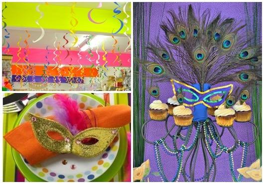 Ideias para decoração de Carnaval 65
