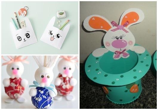 Ideias para decoração de Páscoa para escola3
