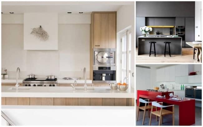 Móveis planejados ajudam a otimizar as cozinhas