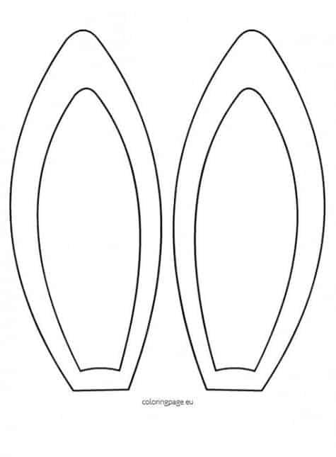 Molde de orelhinha de coelho da Páscoa12