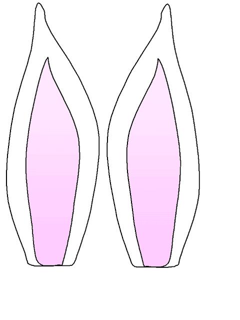 Molde de orelhinha de coelho da Páscoa18