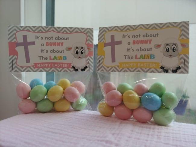 Ovinhos coloridos para lembrancinha de páscoa para escola50