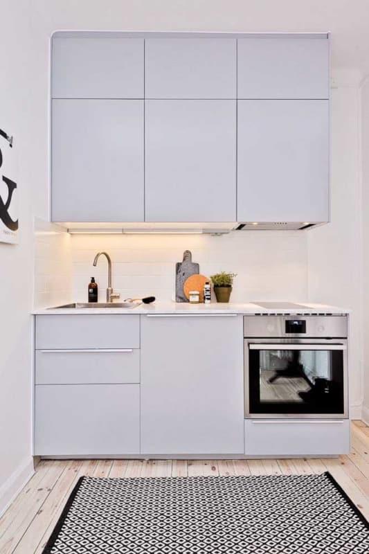 Pintura de azulejo na cozinha