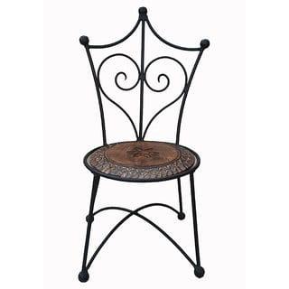cadeiras diferentes de ferro queen