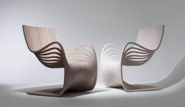 cadeiras diferentes estilosa