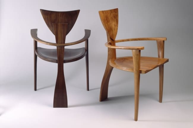 cadeiras diferentes minimalistas
