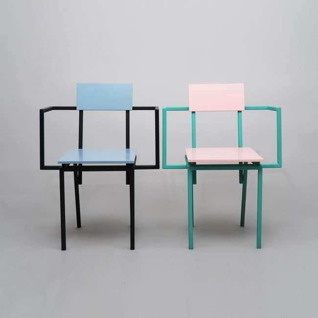 cadeiras diferentes modernas