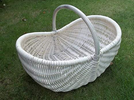 cesta de jornal piquinique
