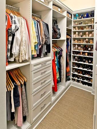 closet em L com sapateira 1