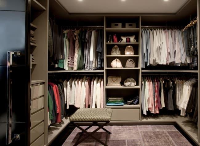 closet em L grande