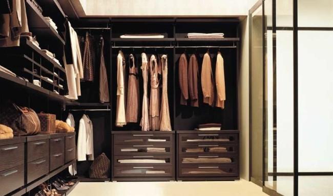 closet em L para casais