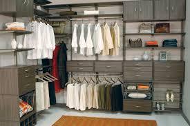 closet em L todo aberto