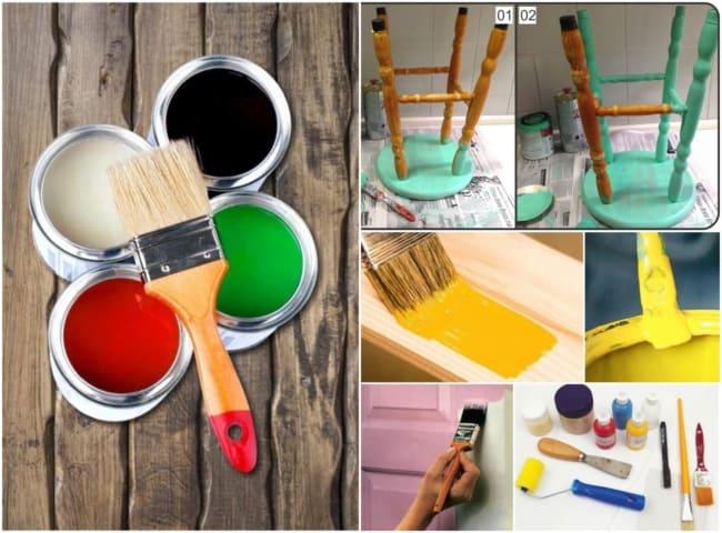 como pintar madeira 1
