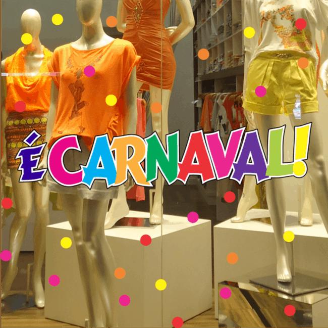 decoração de carnaval para lojas 48