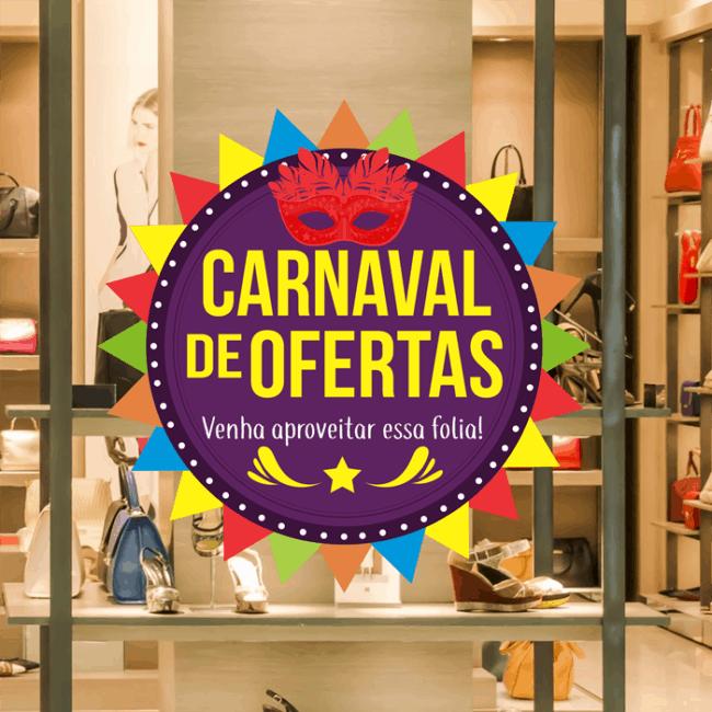 decoração de carnaval para lojas 52