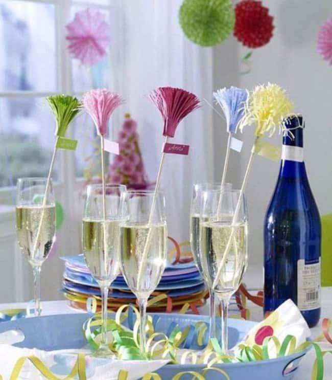 decoração de carnaval para mesa 24