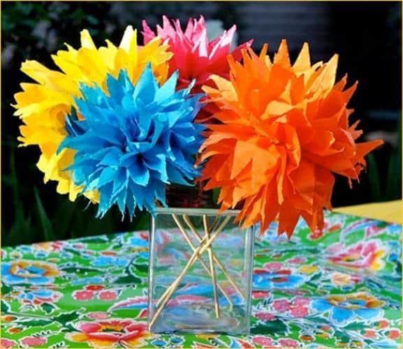 decoração de carnaval para mesa 27