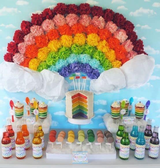 festa de aniversário com tema carnaval 32
